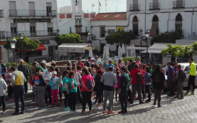 Éxito absoluto de la 5ª Marcha Solidaria en beneficio de ADIFISA